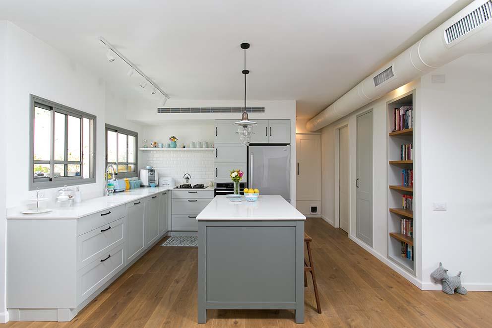הבית של מיה גולדברג, צילום: שירן כרמל, www.pnim.co.il