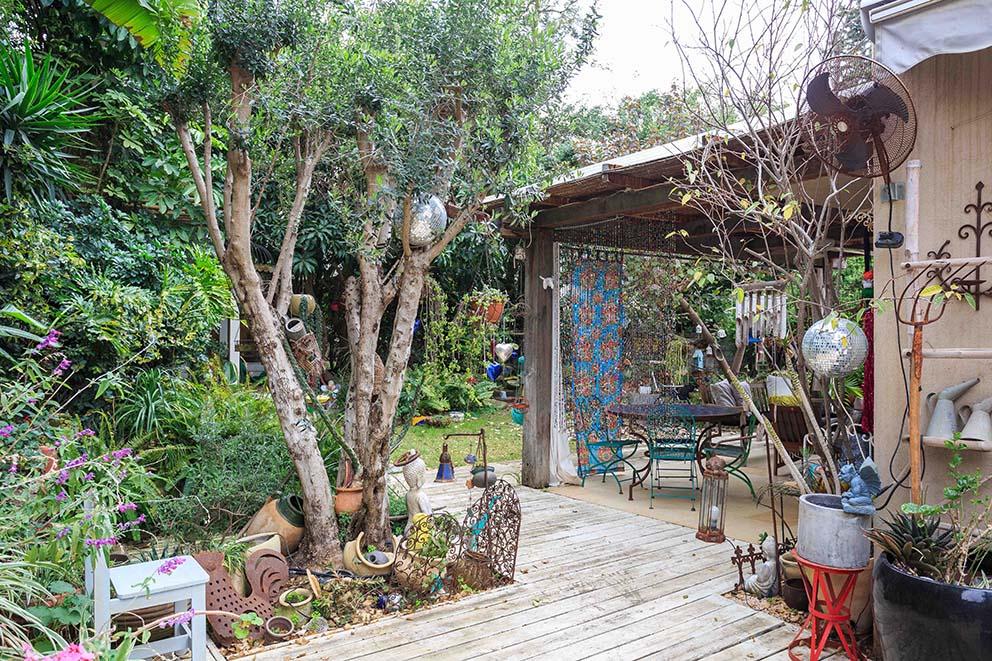 הביקור שלנו אצל ליאת בלזר, צילום: אורית ארנון www.pnim.co.il