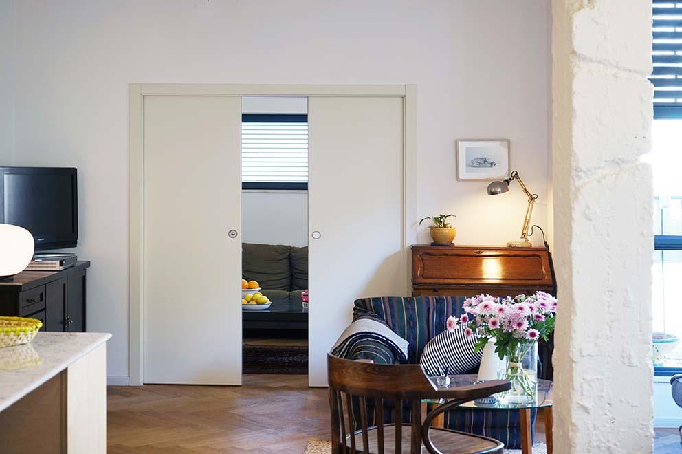 הבית של חנה בתל אביב, עיצוב וצילום: נורית גיל