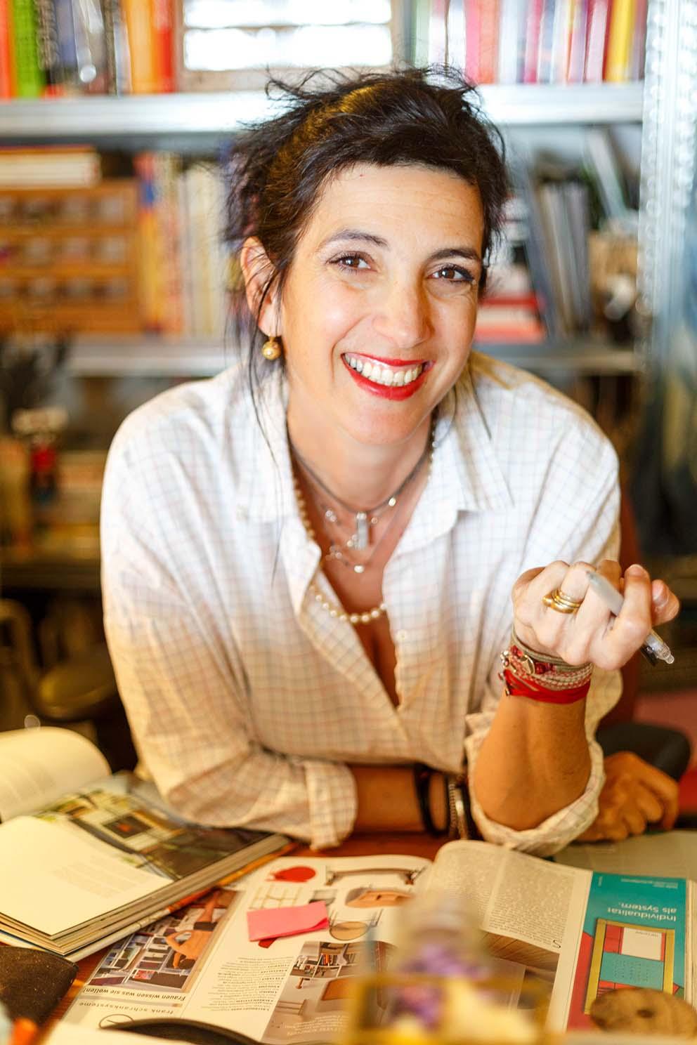 ביקור אצל גלית הירשפלד, צילום: אורית ארנון, www.pnim.co.il