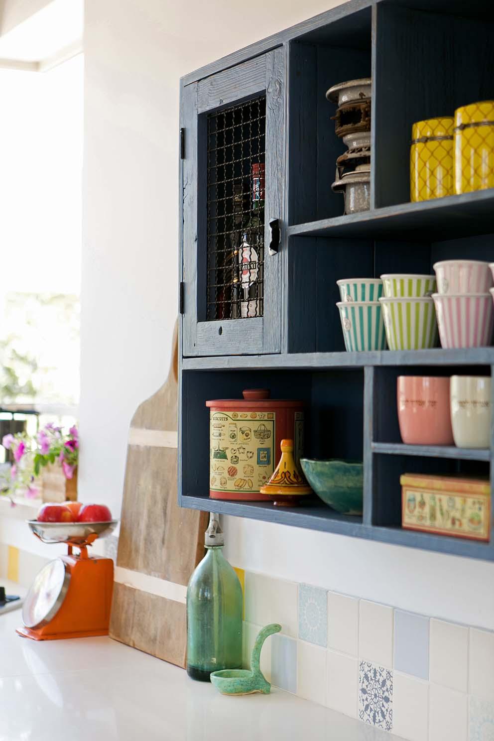 עיצוב: מירית הירשל שורק, צילום: שירן כרמל www.pnim.co.il