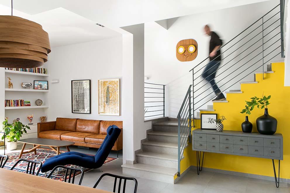 עיצוב: דיקלה גלזר, צילום: שירן כרמל www.pnim.co.il