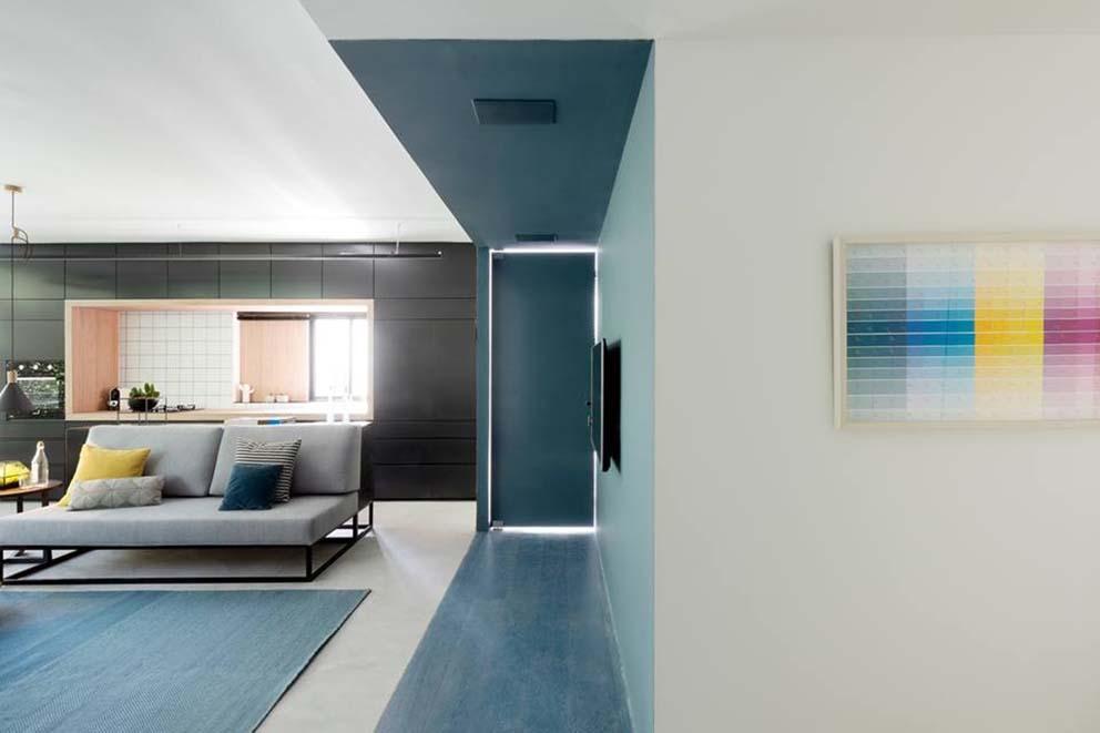קיר-תקרה-ריצפה www.pnim.co.il