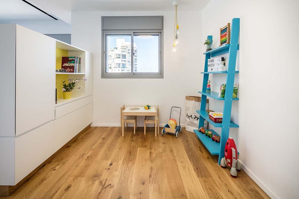 דירה ברמת השרון, עיצוב: סטודיו דולו, צילום: עוזי פורת www.pnim.co.il