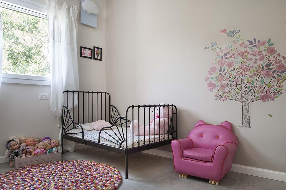 עיצוב: יאנה מלייב, צילום: אורית אלפסי, www.pnim.co.il