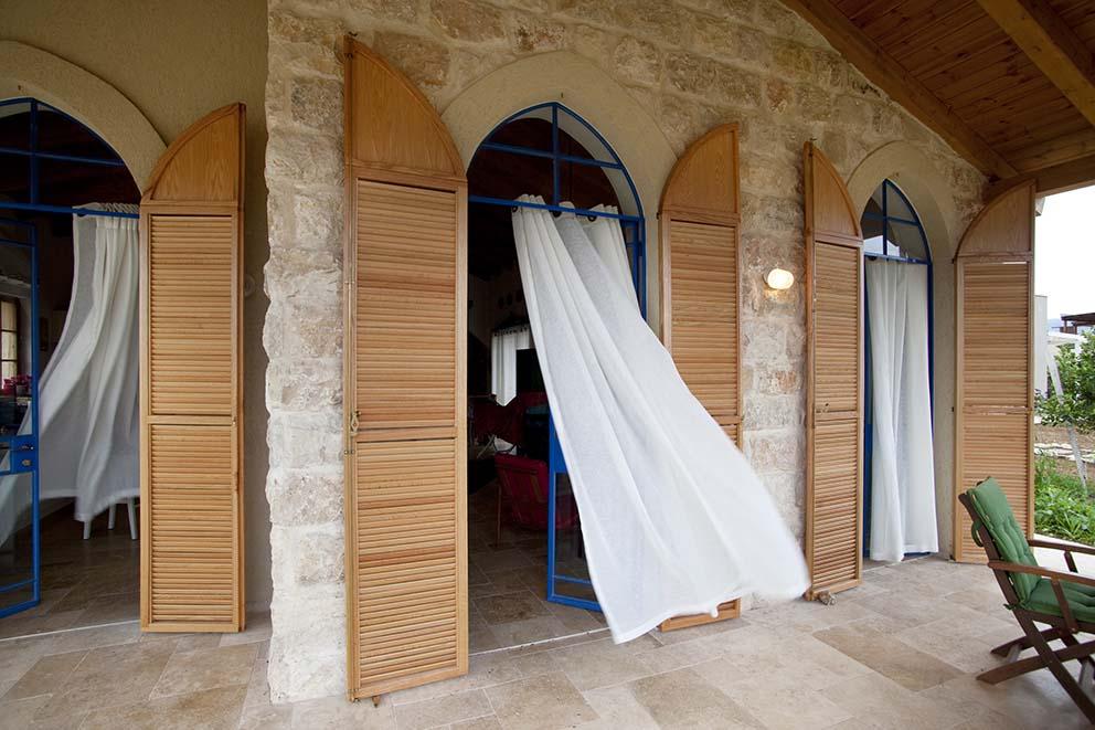 עיצוב: שמרית משען אברמוביץ', צילום: רן ארדה, www.pnim.co.il