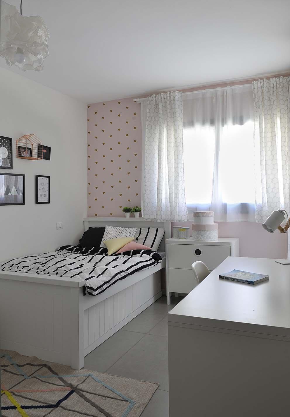 עיצוב: שרית זיו אלון, צילום: אורית אלפסי, www.pnim.co.il