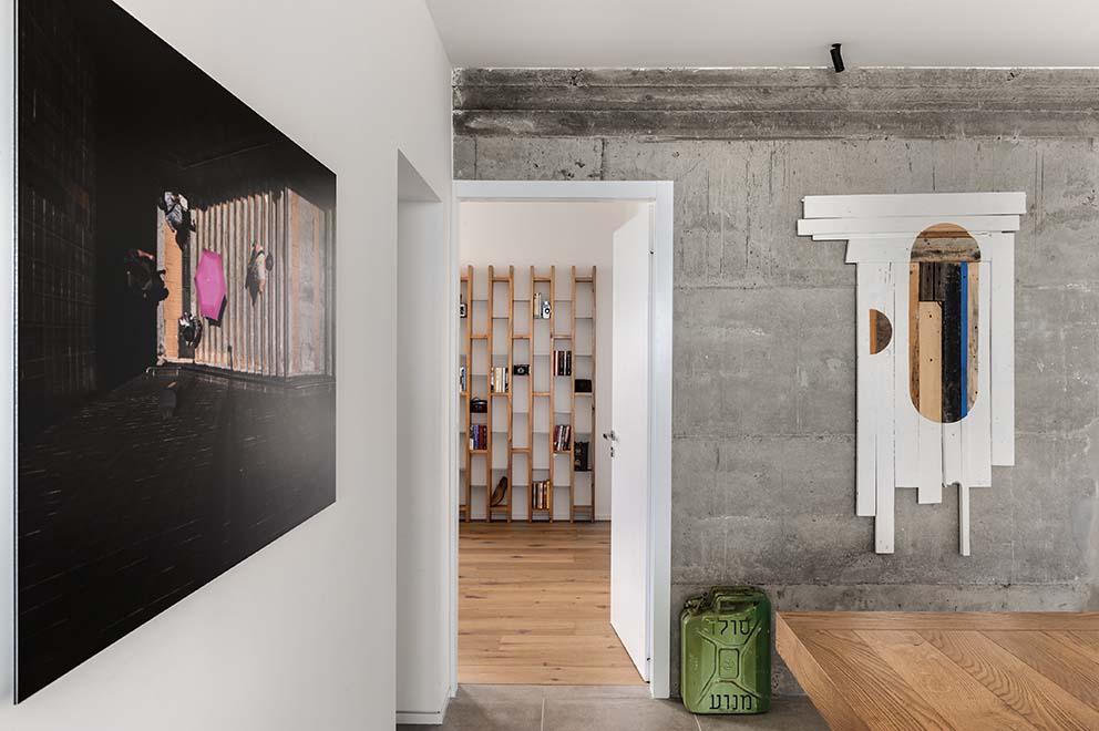 אדריכלות ועיצוב פנים: ורד מאיו ינקוביץ' ואיציק עיני, צילום: עודד סמדר, www.pnim.co.il