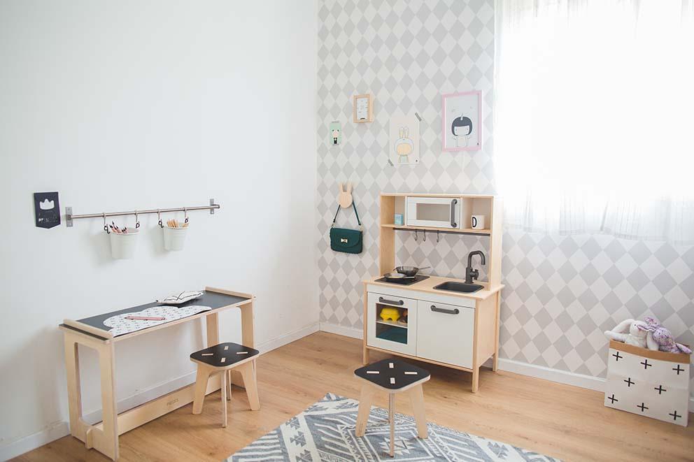 עיצוב: מיכל וולפסון, צילום: דנה סטמפלר עשהאל, www.pnim.co.il