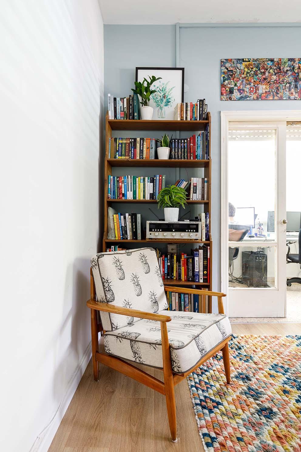 עיצוב: טל מידן, צילום: אורית ארנון, www.pnim.co.il