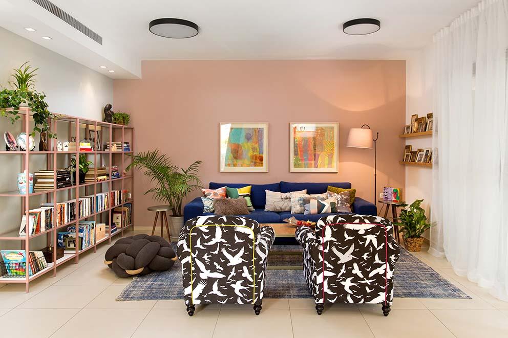 עיצוב: נטע גבאי צילום: שירן כרמל, www.pnim.co.il