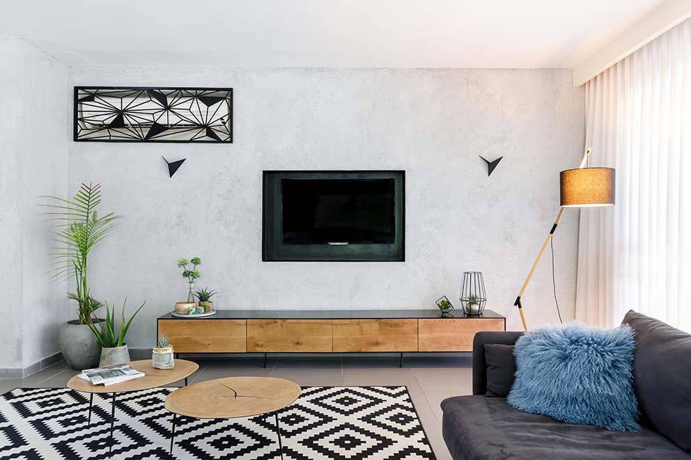 עיצוב: ענת הדס, צילום: אורית ארנון, www.pnim.co.il