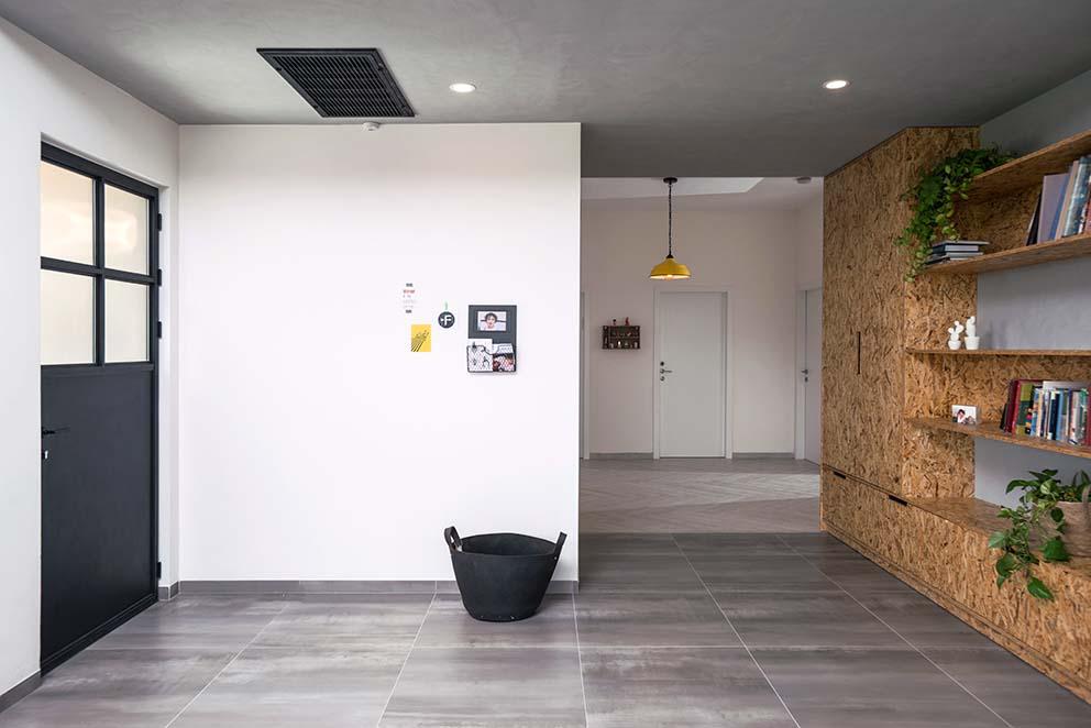 עיצוב: סטודיו בוטקה, צילום: ליאור חורש, www.pnim.co.il