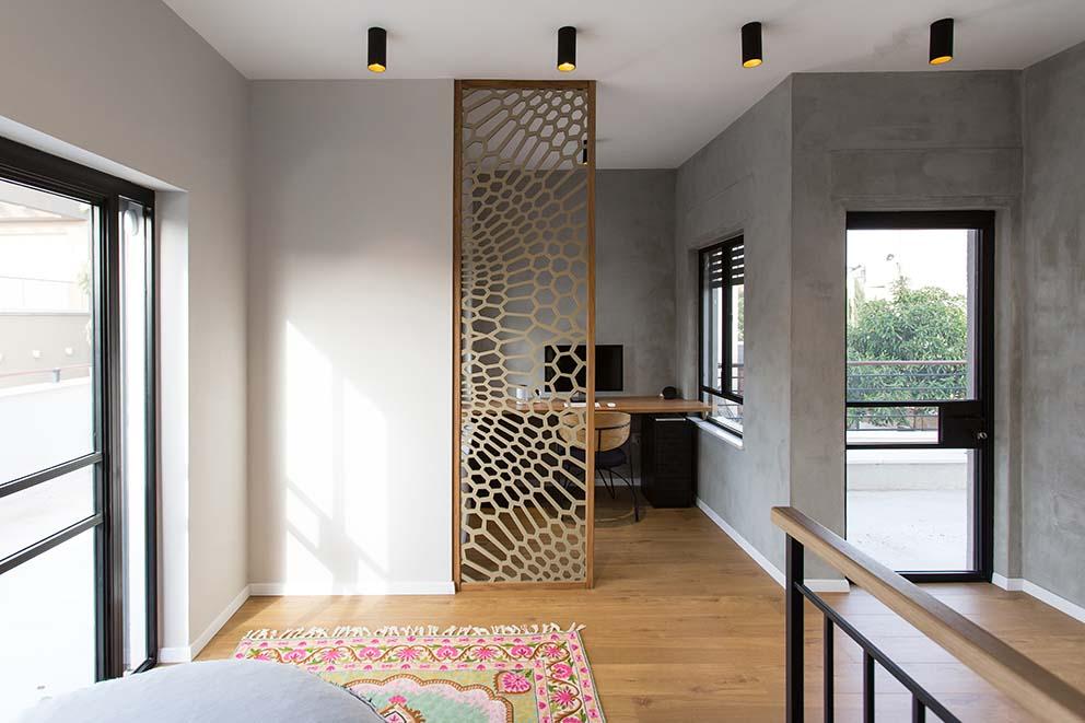 עיצוב: ענבר ותמר תכנון ועיצוב פנים, צילום: שירן כרמל, www.pnim.co.il