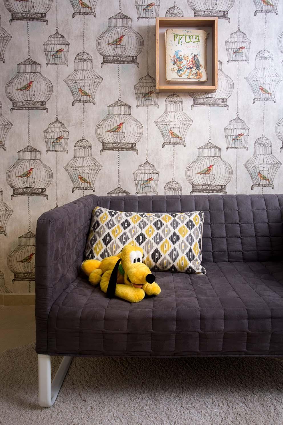 עיצוב: רעות פרידמן ברוכי, צילום: דרור קאליש, www.pnim.co.il