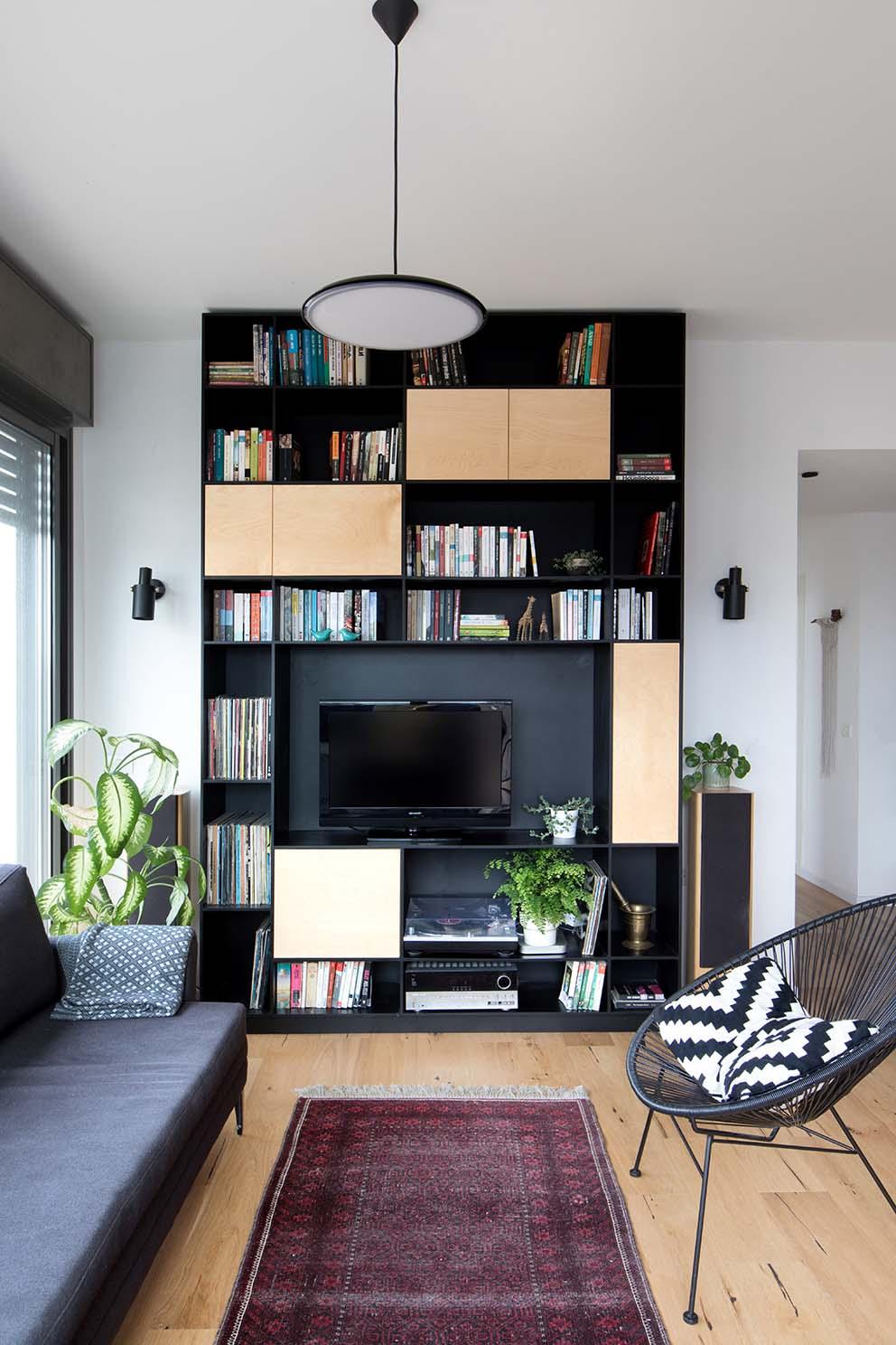 עיצוב: אייר שפירא, צילום: שירן כרמל, www.pnim.co.il