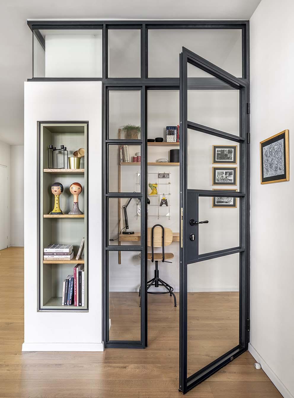 אדריכלות ועיצוב: שירה אפק, צילום: יואב פלד, www.pnim.co.il