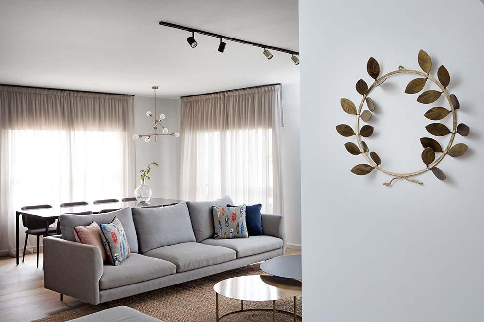 עיצוב: קרן גרוס, צילום: שירן כרמל, www.pnim.co.il