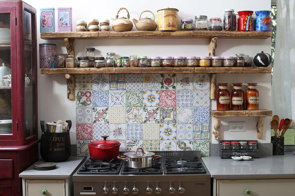 עיצוב: אורלי אביטל, צילום: חגית גרוסמן, www.pnim.co.il