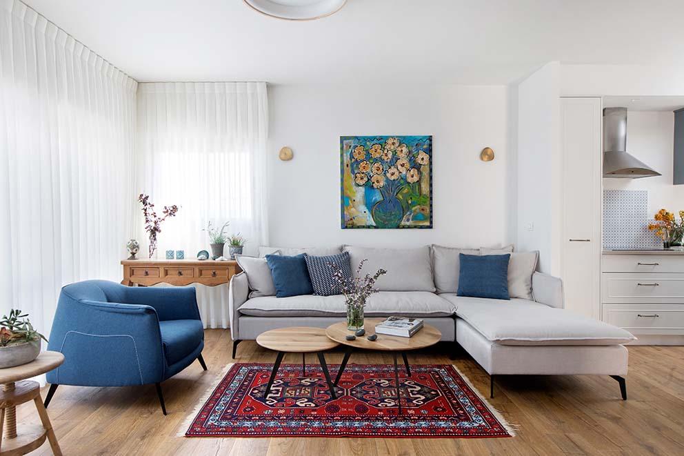 עיצוב: נועה בר משה, צילום: שירן כרמל, www.pnim.co.il