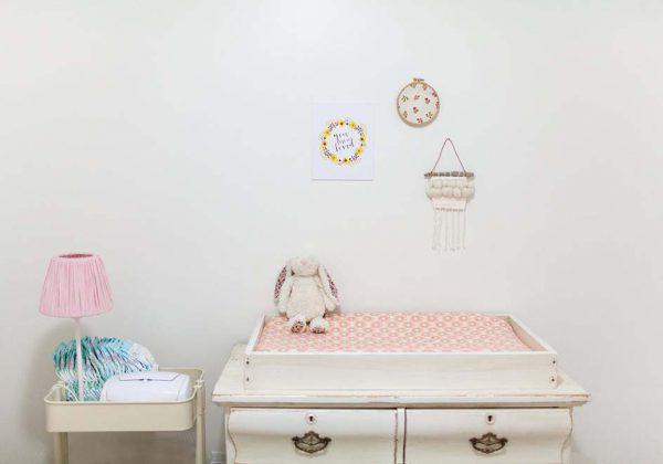 כך תעצבו את חדר התינוק שלכם