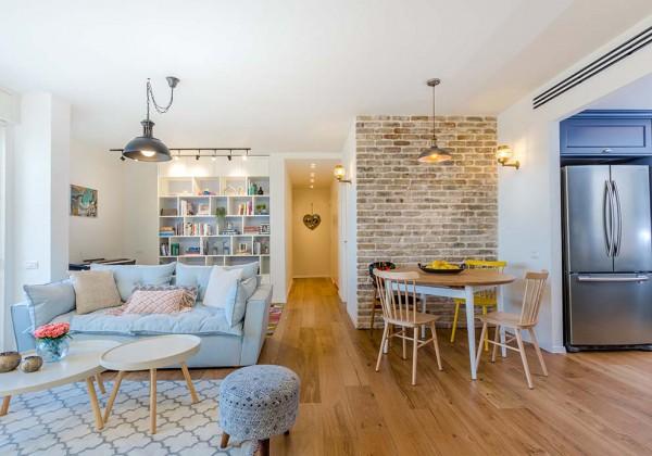 הבית של מאיה ודני בתל אביב