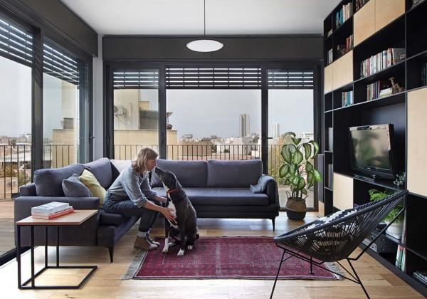 דירה בשכונת שפירא בתל אביב
